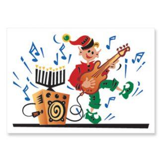 Elf Musician