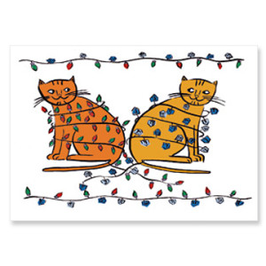 4-Holiday-Cats