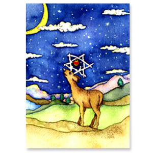 4-Reindeer-with-Star-of-David