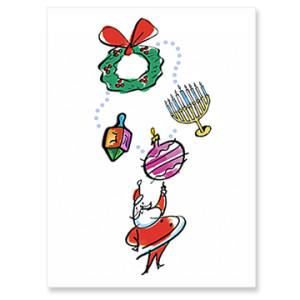 4-Santa-Juggling