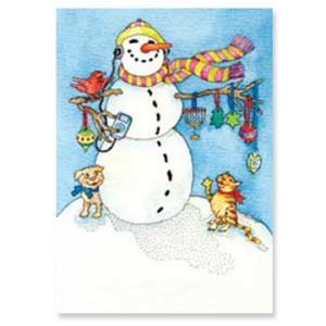 5-Cool-Snowman