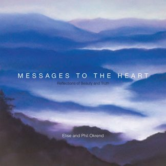 Messages to the Heart – Coffee Table Book, THE PERFECT HOLIDAY GIFT!