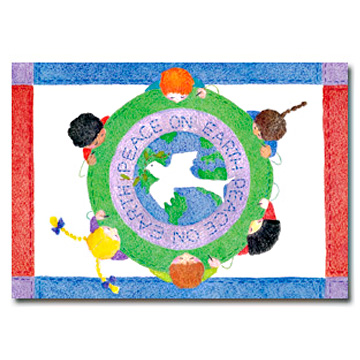 Quilt of Peace Personalized