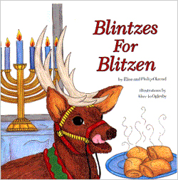 Blintzes for Blitzen (Book)