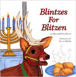 Blintzes for Blitzen (Book)