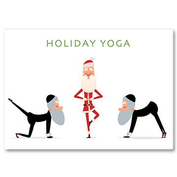 Holiday Yoga