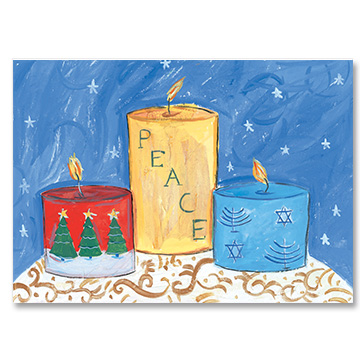 Peace Candles – SOLD OUT