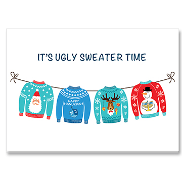 Ugly Sweater Time